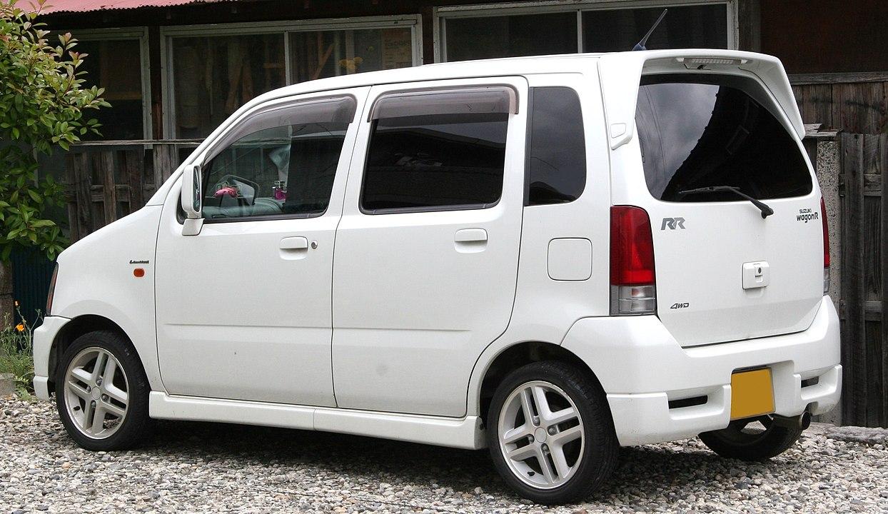 ワゴンMC21S